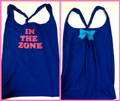 Cute motivational shirts for working out, I am going to make some of these so I can be confident and comfy at the gym!