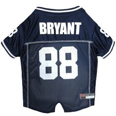 NFLPA PET JERSEY. - Football Licensed Dog Jersey. - 6 Team Players Available. - Comes in 5 Sizes. - Football Pet Jersey. - Sports Mesh Jersey. - NFLPA Dog Jersey Outfit. - NFL Jersey. - NFL Pet Jersey. - NFL Dog Jersey -- Learn more by visiting the image link. (This is an affiliate link and I receive a commission for the sales)