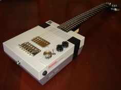he extremely rare 1985 Gibson NES Paul.