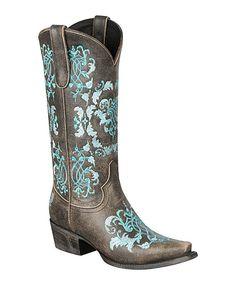 Talousse Cowboy Boots