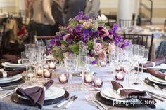 Lovely Party Rental Tableyop Photo Credit: Max Krupka washington executive photographic services