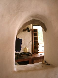 Would be cute for a breakfast nook window peeking into the kitchen :-)