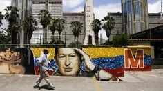 LA BALA: EL COMANDANTE CHAVEZ.....ESTA EN TODAS PARTES....Y...