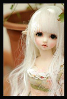 51f3ae9f488c4 Doll in Mind Flowne - Air Goddess Inspiration 妖精の人形