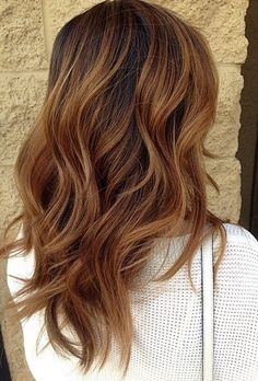 Beautiful Brown Hair Colors Ideas & Trends in 2018 to See