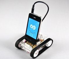 Romo Smartphone Powered Robot for iPhone and Android Phone