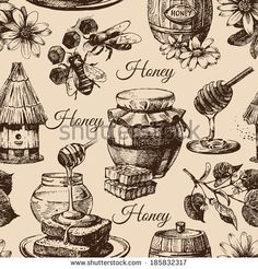 Find bee seamless pattern stock images in HD and millions of other royalty-free stock photos, illustrations and vectors in the Shutterstock collection. Thousands of new, high-quality pictures added every day. Honeycomb Pattern, Pattern Images, Rooster, Decoupage, How To Draw Hands, Bee, Royalty Free Stock Photos, Illustration, Pictures