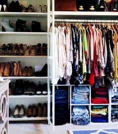 The Best Ways To Keep Your Wardrobe Organized