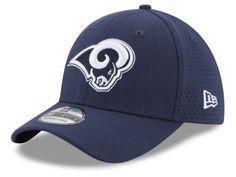 031261fdb75 Los Angeles Rams New Era NFL Prime Pierce 39THIRTY Cap SIZE S M Nfl