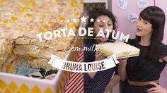 TORTA DE ATUM feat. BRUNA LOUISE | VEDA 27 Dani Noce #CEDA