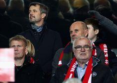 Danish Royal Family watched Denmark - Republic of Ireland match