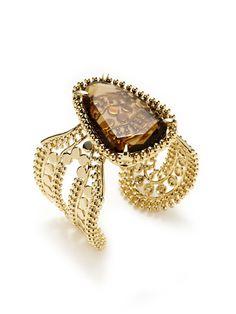 Abena Cutout Disc Cuff Bracelet by Kendra Scott Jewelry on Gilt.com