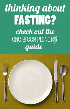 The Ultimate Cleanse? The Pros and Cons of Fasting, Plus a How-To Guide http://onegr.pl/SQxVLT #fasting #cleanse #veganhowto
