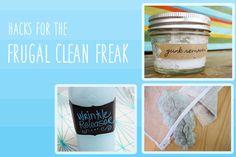 29 Hacks For The Frugal Clean Freak