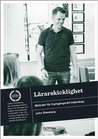 http://www.adlibris.com/se/organisationer/product.aspx?isbn=9188099156   Titel: Lärarskicklighet : metoder för framgångsrikt ledarskap - Författare: John Steinberg - ISBN: 9188099156 - Pris: 245 kr