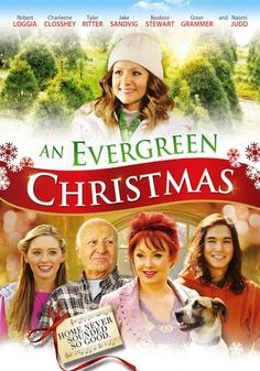 "#GIVEAWAY: Win the DVD ""An Evergreen Christmas"" - 3 Winners (Ends 11/10)"