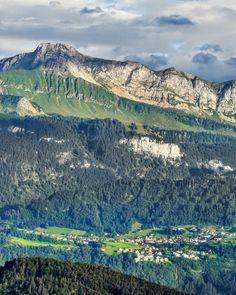 Niderbauen im Abendlicht City Photo, Mountains, Nature, Travel, Naturaleza, Viajes, Destinations, Traveling, Trips