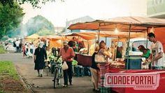 Feira do Produtor Rural em conjunto residencial de Campo Mourão