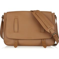 e33848ed0733 Tomas Maier Leather shoulder bag ( 835) ❤ liked on Polyvore featuring bags