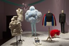 Utopian Bodies, installation shot of Resitance & Beauty gallery. Photo byMattias Lindbäck.