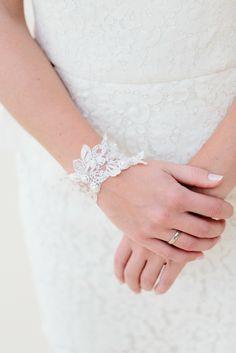Brautschmuck - Armband Polli - ein Designerstück von LaChia bei DaWanda