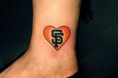 SF Giants love