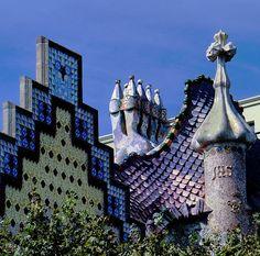 Jewels of modernism - Barcelona, Barcelona