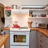 Jenny and Asmund's $4000 Renovated Kitchen and Garden