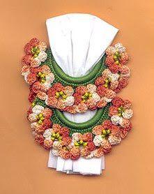 Crochê Gráfico: Porta guardanapo floral em crochê