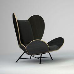 Resultado de imagen de measures LOUNGE chair design