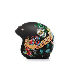 Helmet by DMD. www.thefanzynet.com