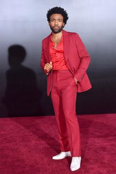 Donald Glover included in VF's Best Dressed List Donald Glover, Danny Glover, Pelo Natural, Stylish Mens Fashion, Celebs, Celebrities, Gentleman Style, Ootd, Pretty Boys