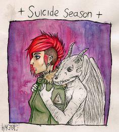 + Suicide Season + by Kagoe.deviantart.com on @deviantART