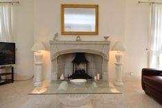 Pardon My French Anatomy Of A Bilingual Fireplace Fireplace