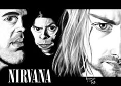 Nirvana Art Work @ allMemoirs