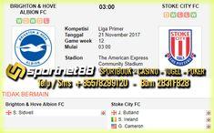 Prediksi Skor Bola Brighton & Hove Albion vs Stoke City 21 Nov 2017 Liga Inggris pada hari Selasa jam 02:45 dan live di bein Sport 1