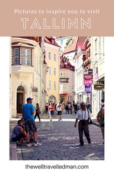 Amazing pictures to inspire you to visit Tallinn, Estonia - Part of the Baltic!