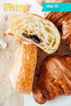 Baking School Day 15: Croissants — The Kitchn's Baking School