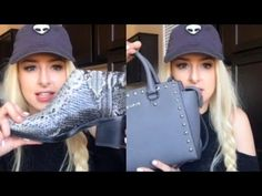 HUGE NORDSTROM HAUL (Jeffrey Campbell, Michael Kors, Free People) - YouTube
