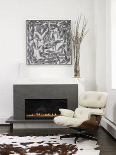 Lew Loft contemporary-living-room