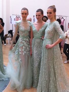 Midsummer Night Dream dresses. Designer?