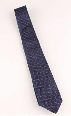 MODERN Thomas Pink Navy Pink Circles Skinny mens Tie