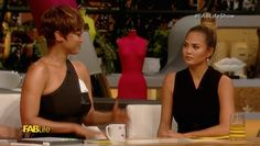 Starting a Family | Tyra Banks and Chrissy Teigen