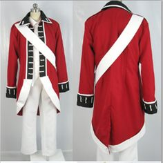FOCUS-COSTUME APH Axis Powers England Cosplay Costume ** Be sure to check out this awesome product.