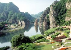 #Bingyu Valley, #Dalian....hubby going in July 2014 (still trying to convince that him he needs my company!!)