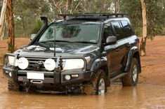 offroad land cruiser 200 - Google Search