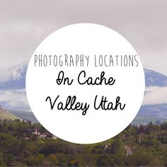 This blogpost is to categorize locations in and near Logan, Utah where I have done photo sessions for Cody Paige Photography. Some photos are from my very humble beginnings so please don't judge th...