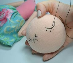 Doll Toys, Baby Dolls, Felting Tutorials, Sewing Dolls, Doll Tutorial, Lol Dolls, Waldorf Dolls, Handmade Felt, Diy Doll