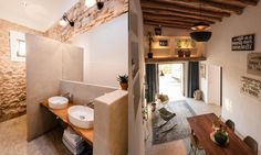 Standard Studio and Ibiza Interiors converted an old stable into a beautiful…