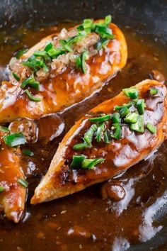 Jalapeno Peppered Chicken Marsala With Brown Rice